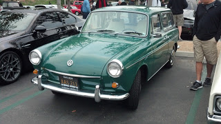 Irvine Cars and Coffee sightings (3/23/2013)