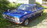 Rare in USA (or anywhere) Nissan Sunny Ute