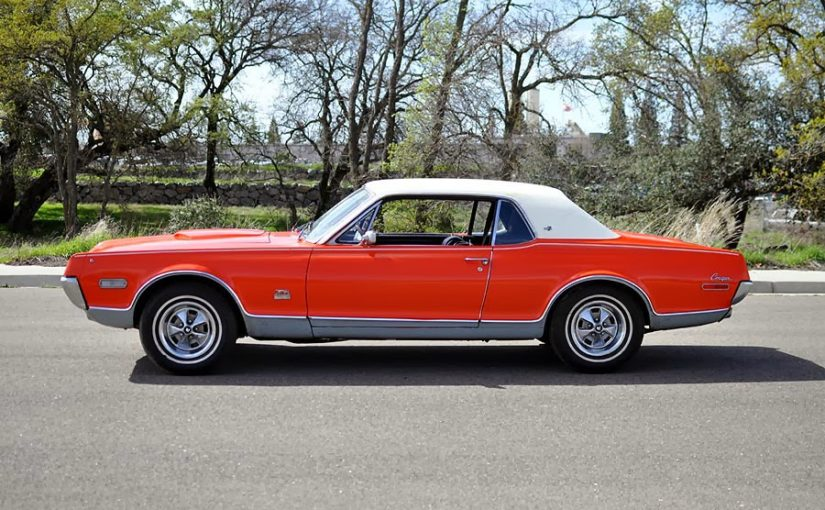 Dream Car: 1968 Mercury Cougar GT-E with 427