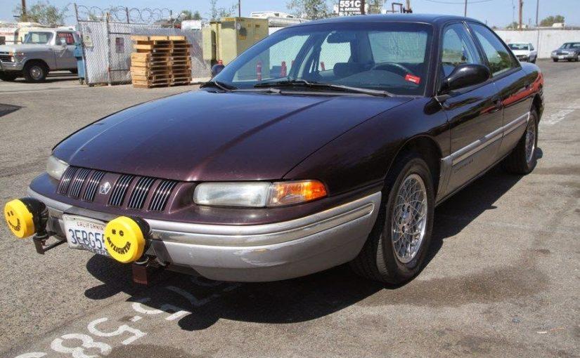 Quickie: Chrysler Concorde