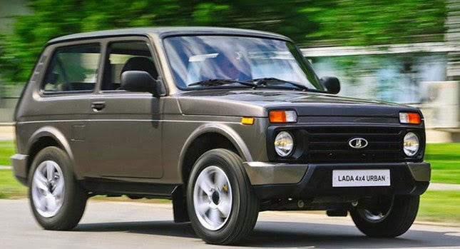 Forbidden Fruit: Lada Niva