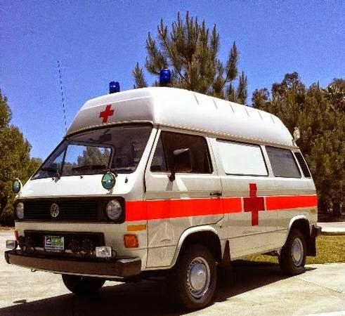 T3 Syncro + Ambulance + Greenland = Win!