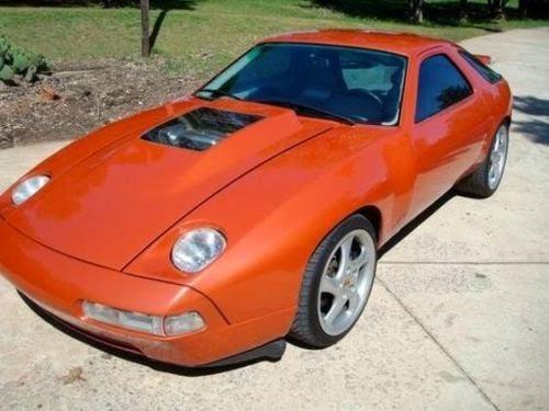 Blasphemy or Interesting?  Rodded Porsche 928