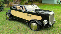WTF Custom Hot Rod with Mitsubishi Four Cylinder