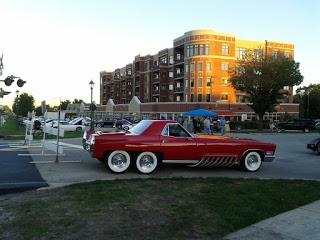 Six-Wheeled 1968 Cadillac!