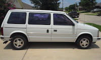 Factory Turbocharged, Manual Minivan