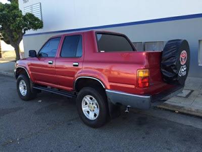 4runner Pickup Conversion