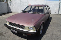 Nearly Ideal: 80s French Turbo Diesel Wagon