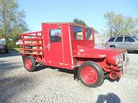Crosley-Based, Homemade 1958 Pickup