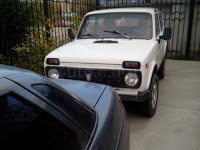 Lada Niva Somewhere in Russia
