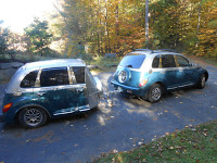 Matched Set of 1.5 PT Cruisers