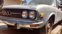 Sun-Baked, FWD, German Psuedo-Luxury: 1969 Audi 100LS