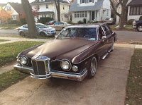Rare Doesn't Always Mean Desireable: 1984 Stutz Victoria