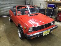 1978 Civic Convertible