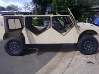 Psuedo-HMMWV Custom Off-Roader