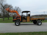 Custom Flatbed Loader