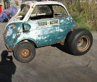 Isetta / VW Combo Project