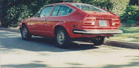 "One Pic Wonder: ""Ran When Parked"" Alfetta GT Project"