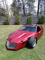 Beyond the Typical Fiero Custom