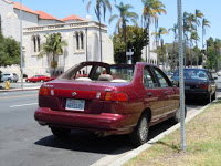 Homemade Nissan Sentra Cabriolet