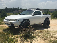 S14 240SX Pickup Conversion