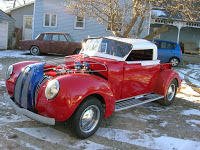 Homemade VW/Chrysler/Ford/Chevy Hot Rod