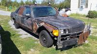 MurderCedes: Zombie Apocalypse Survival Car