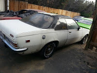 Forbidden Fruit: 1973 Opel Commodore GT/E