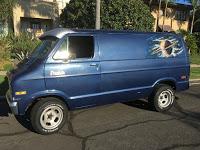 Unsullied, Shag-Tastic Dodge B200 Van