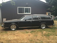 Buick Grand National Wagon Tribute