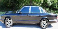 1996 Jaguar XJR with MT Swap