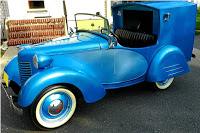 Rare American Bantam Boulevard Delivery Microcar