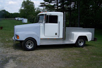 Big Rig Dreamin': Kenworth Cab on Pickup Frame