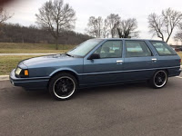 1988 Renault Medallion: French, Manual Wagon!