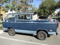 FREE Abandoned Vanagon Pickup Conversion Project