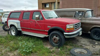 Quickie: 1993 Centurion Ford Bronco Dually