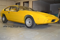 1976 Lotus Eclat Project
