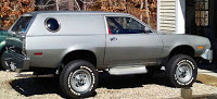 1977 Pinto Cruisin' Wagon Meets Bronco 4WD System