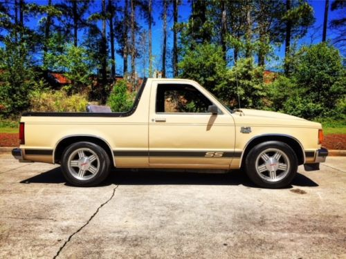 Open-Top S10 Blazer with SBC Swap!